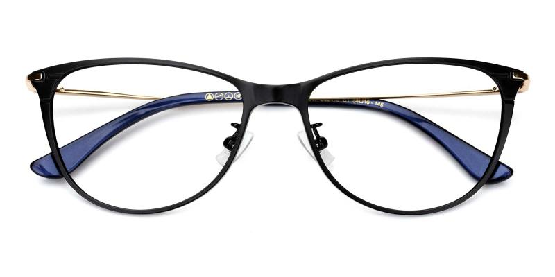 Carter-Black-Eyeglasses