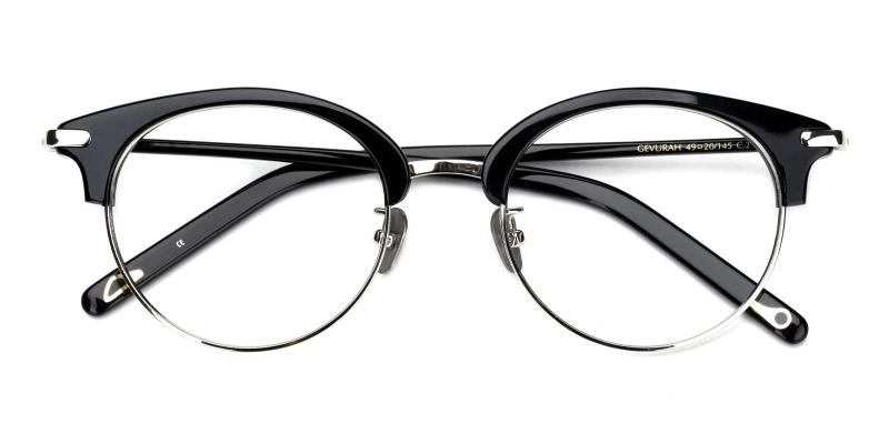 Jodie-Black-Eyeglasses