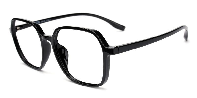 Clay-Black-Eyeglasses