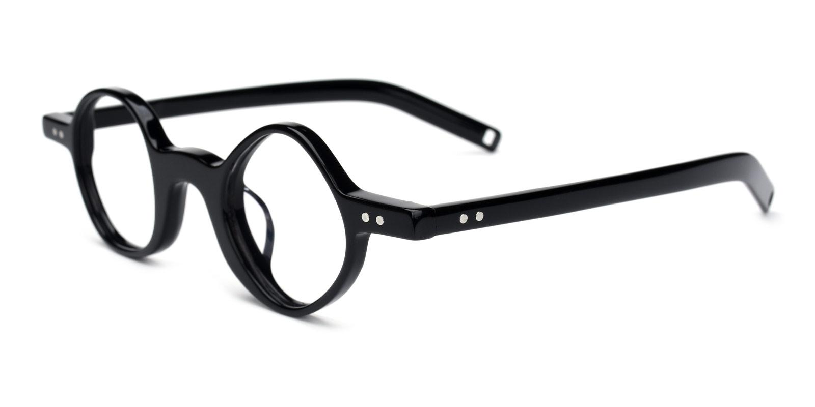 Ryan-Black-Geometric-TR-Eyeglasses-detail