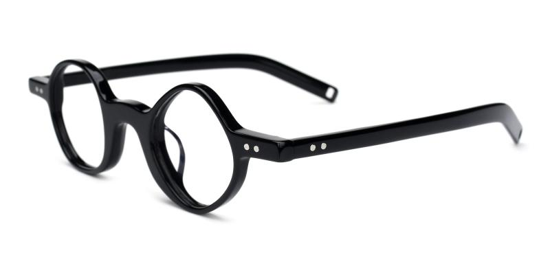 Ryan-Black-Eyeglasses