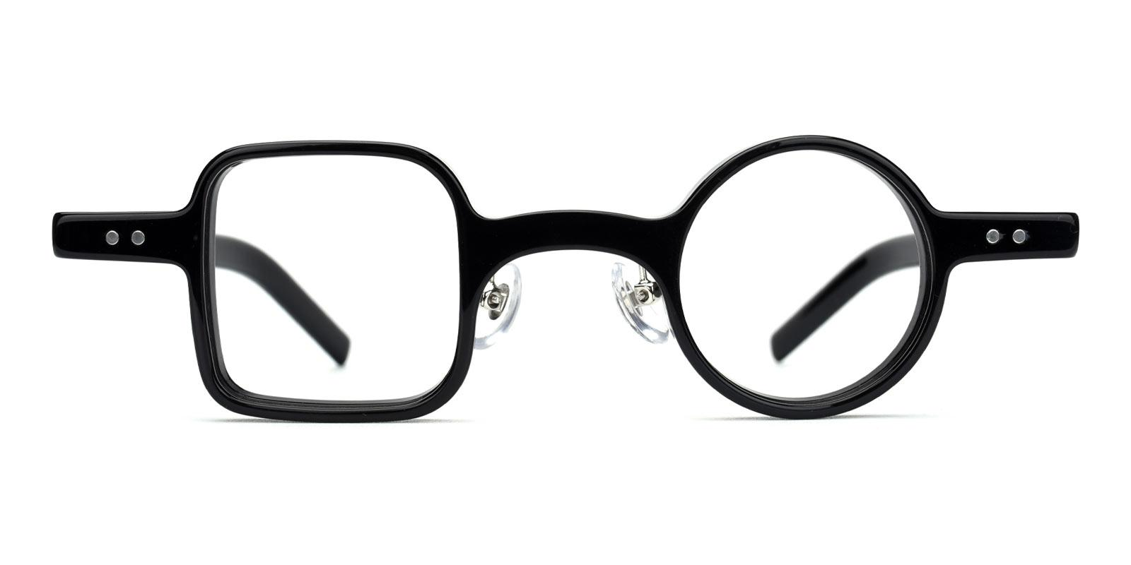 Sandy-Black-Geometric-TR-Eyeglasses-detail