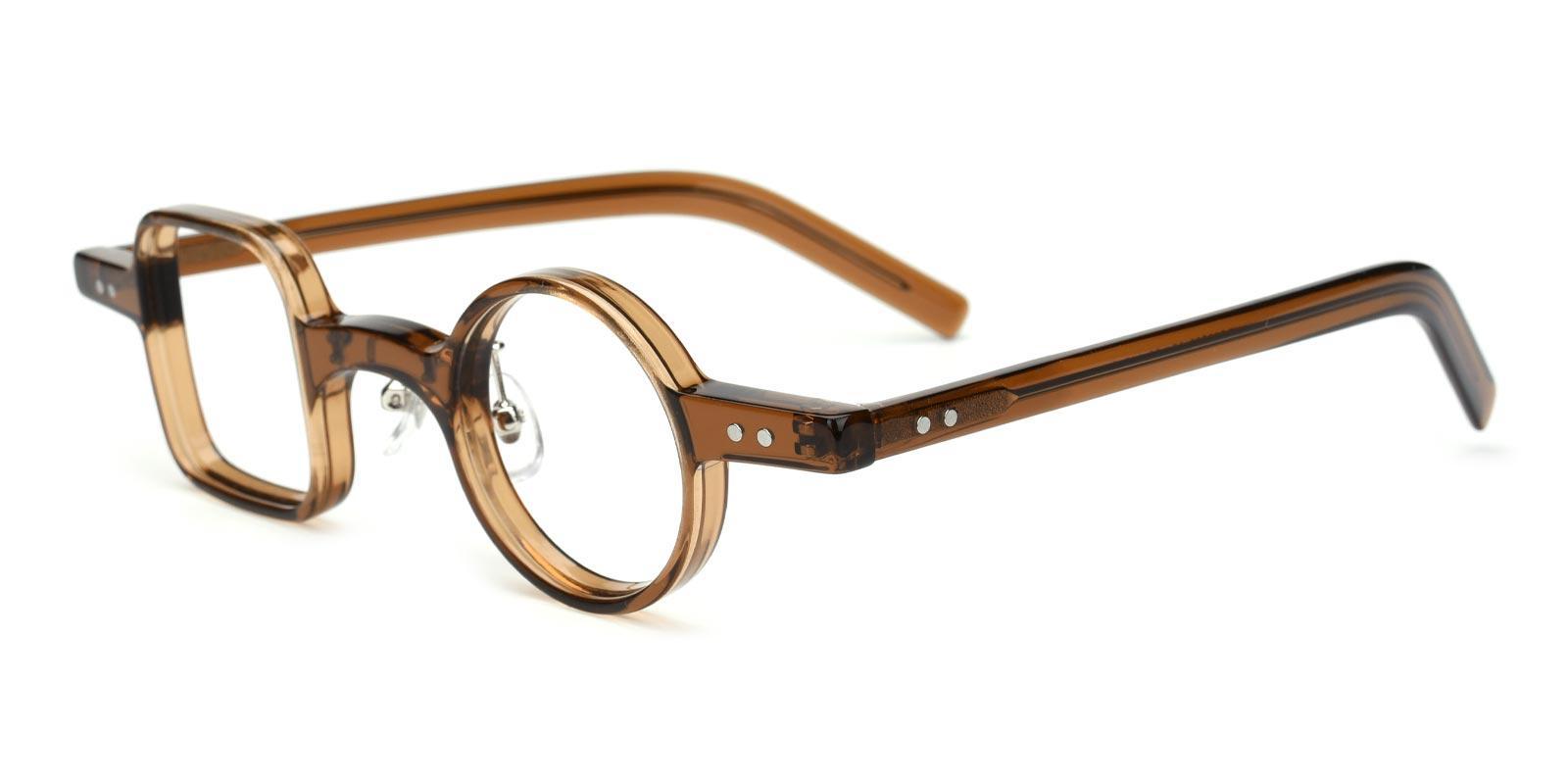 Sandy-Brown-Geometric-TR-Eyeglasses-detail