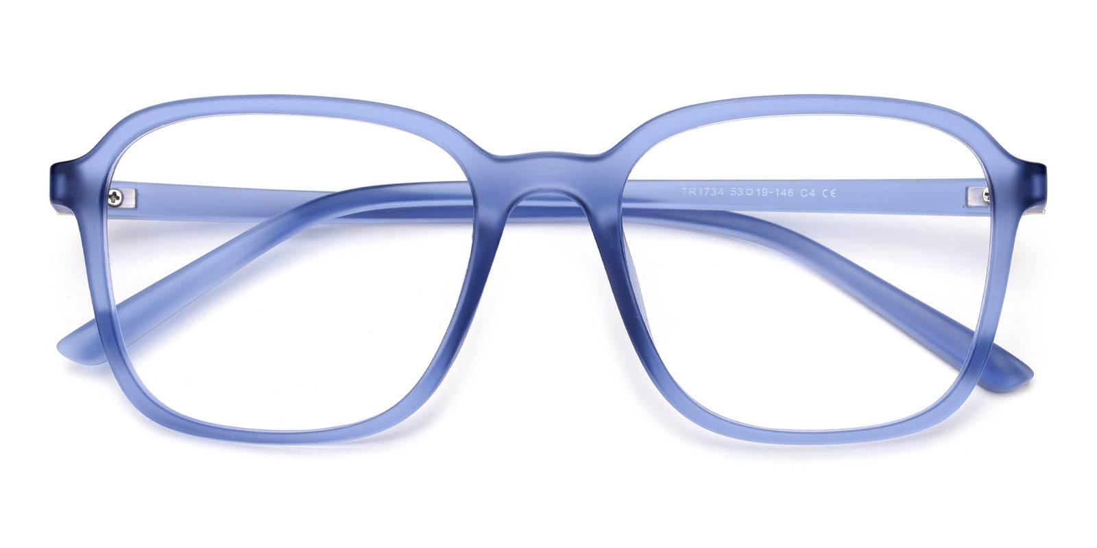 Bert-Blue-Square-TR-Eyeglasses-detail