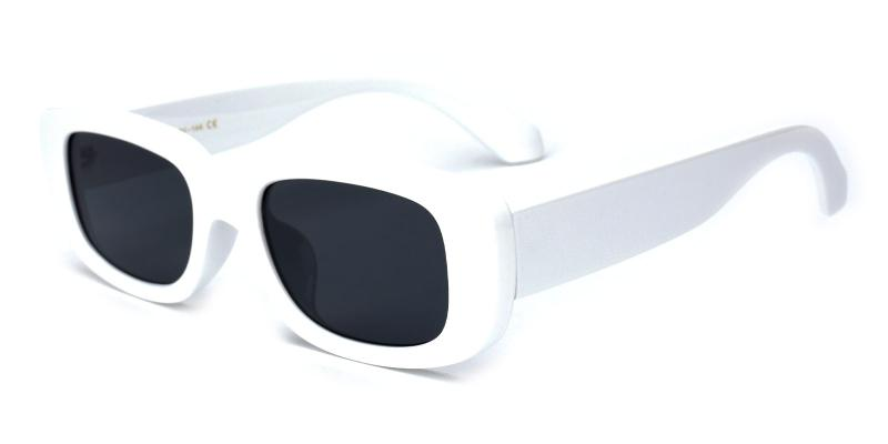 Influencer-White-Eyeglasses
