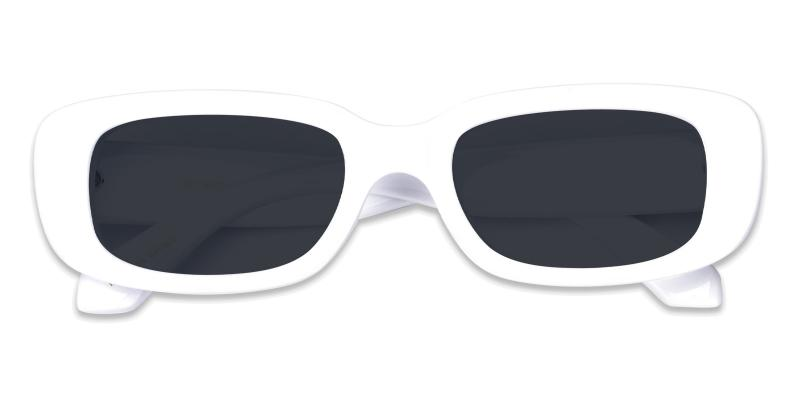 Influencer-White-Eyeglasses