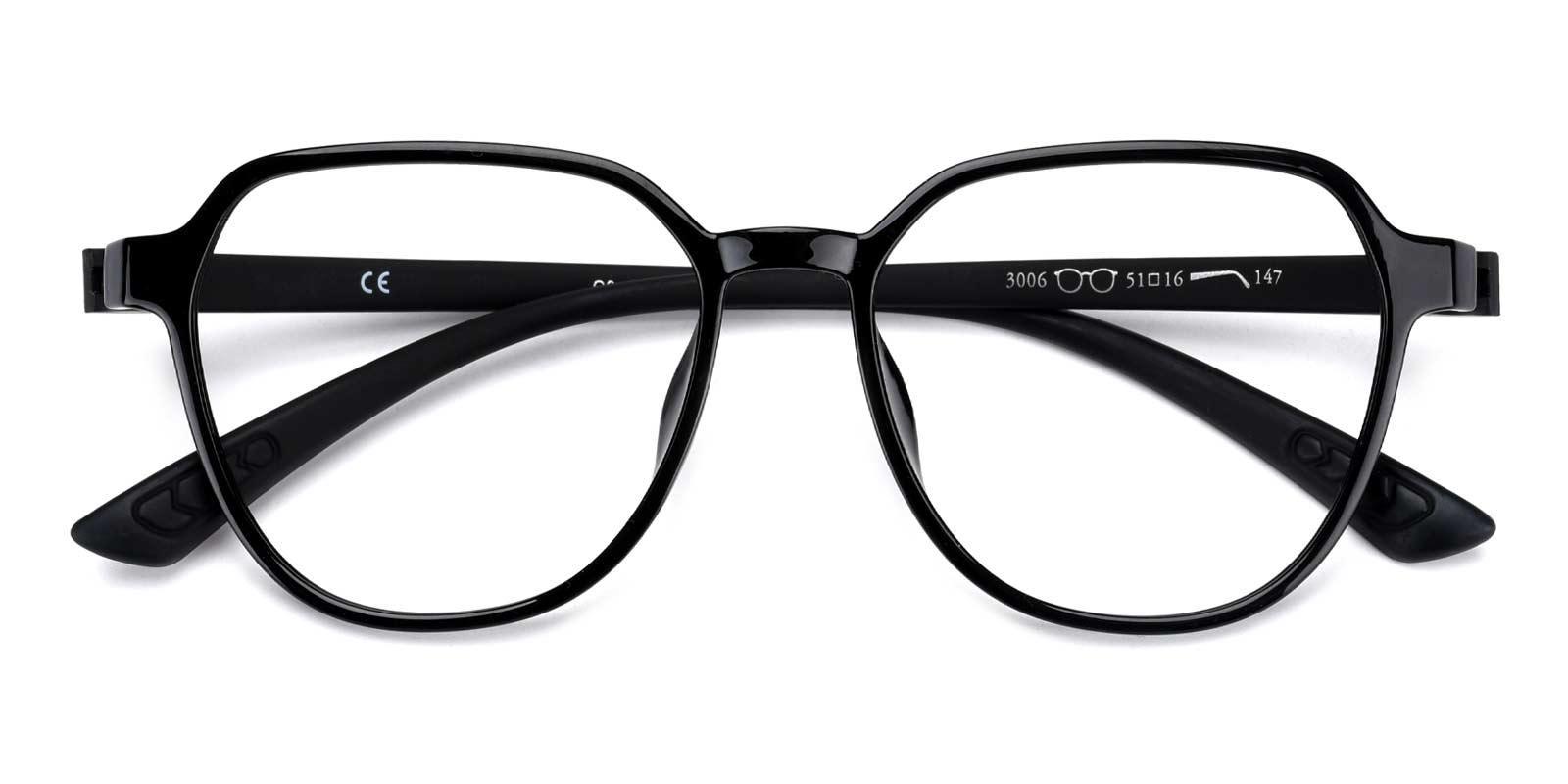 Cookies-Black-Square-TR-Eyeglasses-detail