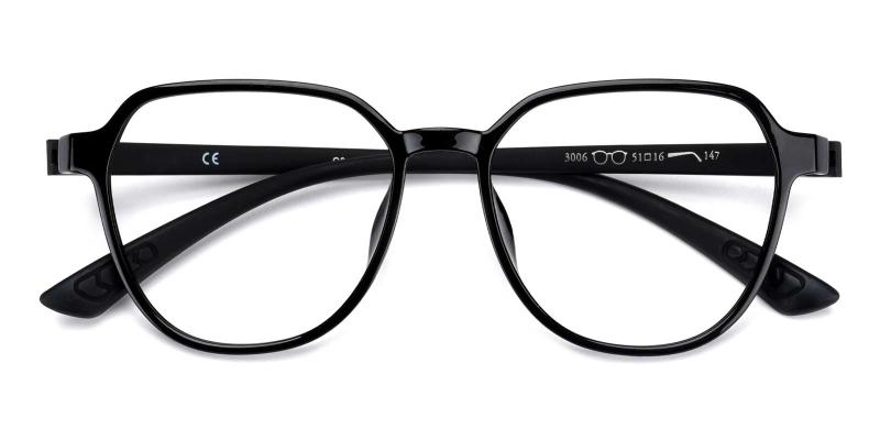 Cookies-Black-Eyeglasses