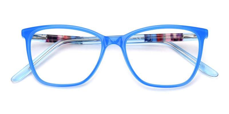 Kristin-Blue-Eyeglasses
