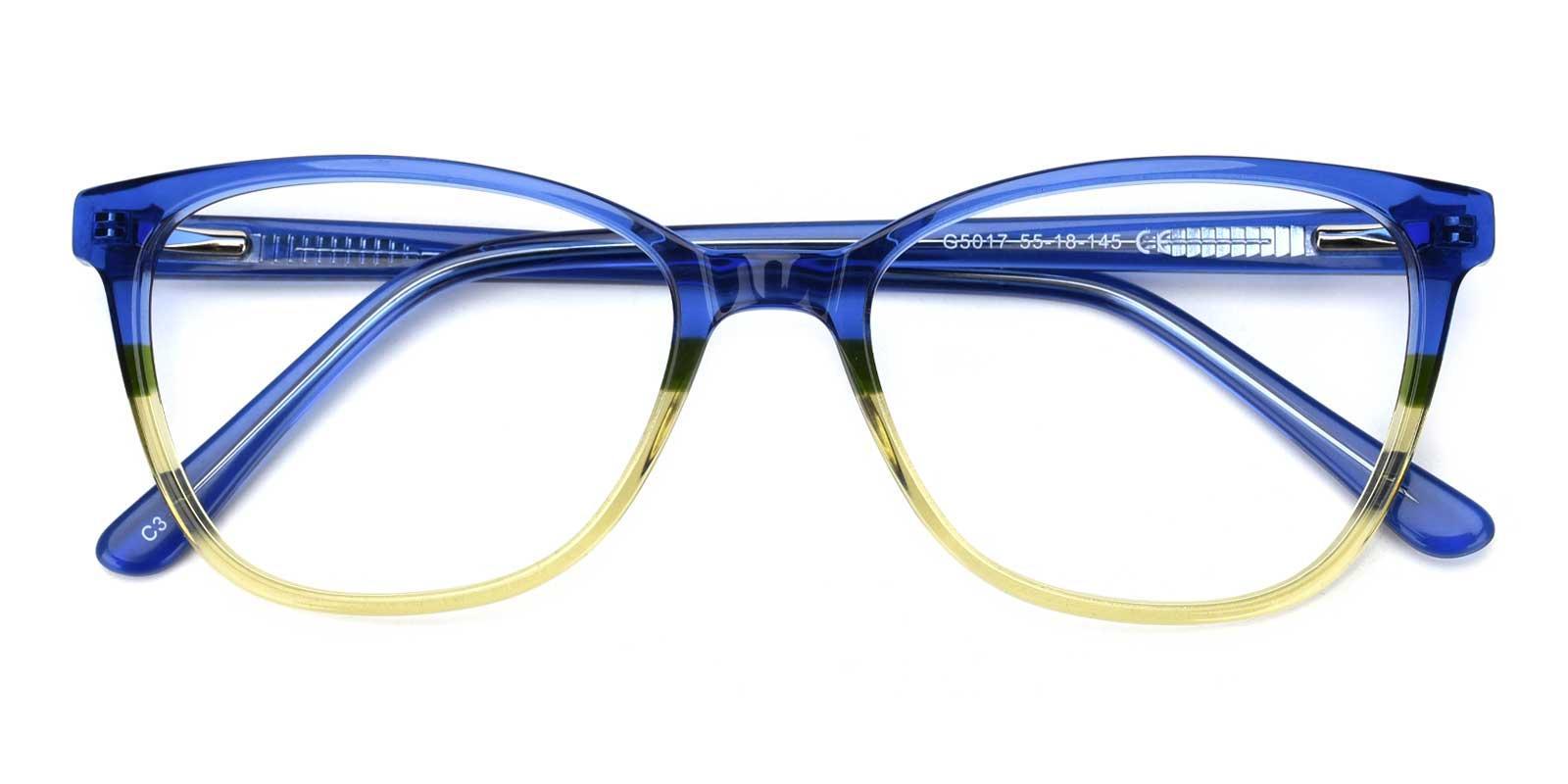 Lila-Blue-Rectangle-TR-Eyeglasses-detail