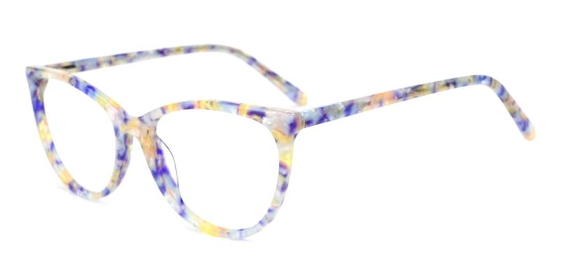 Miriam-Blue-Eyeglasses