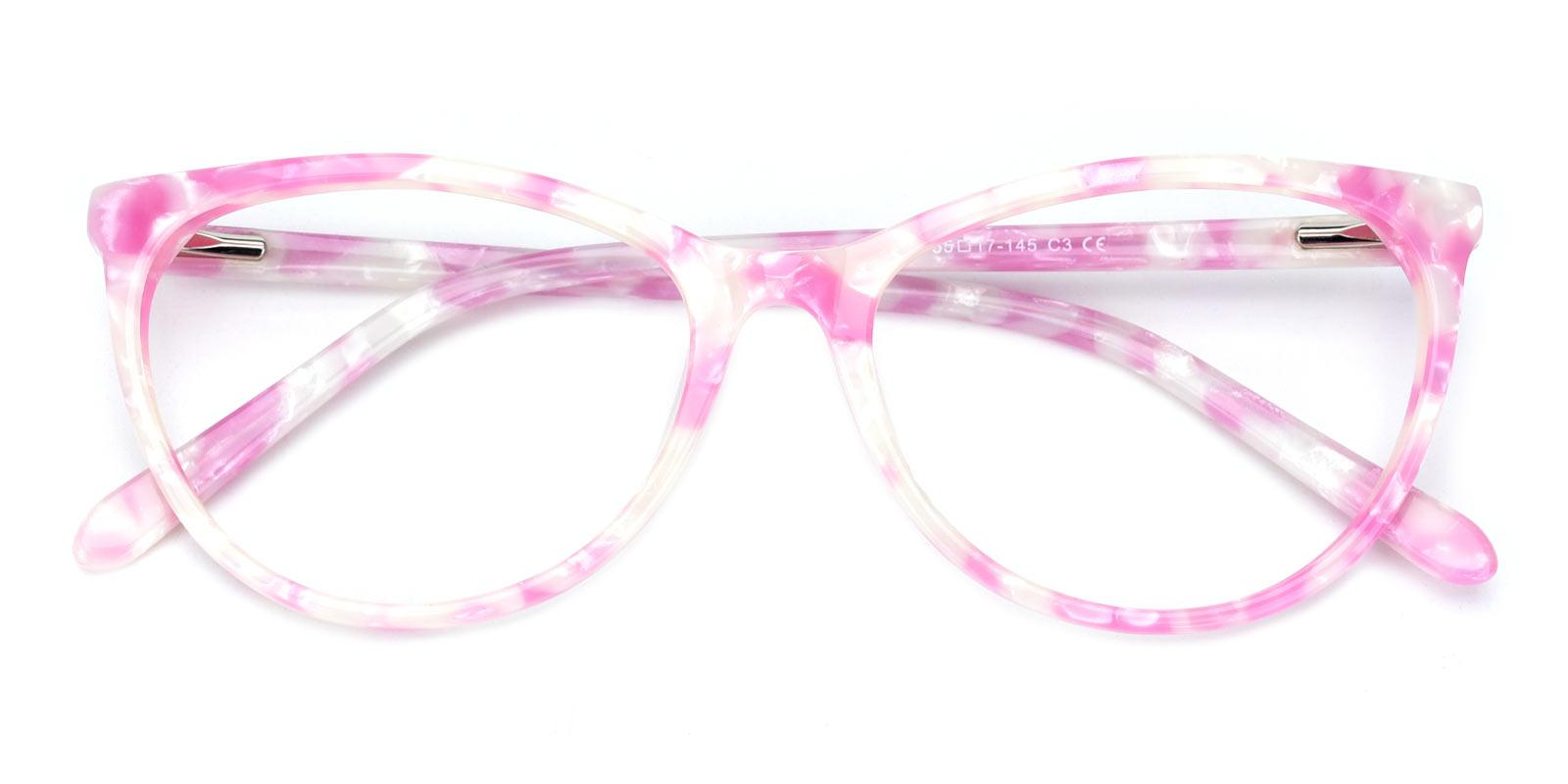 Miriam-Pink-Cat-TR-Eyeglasses-detail