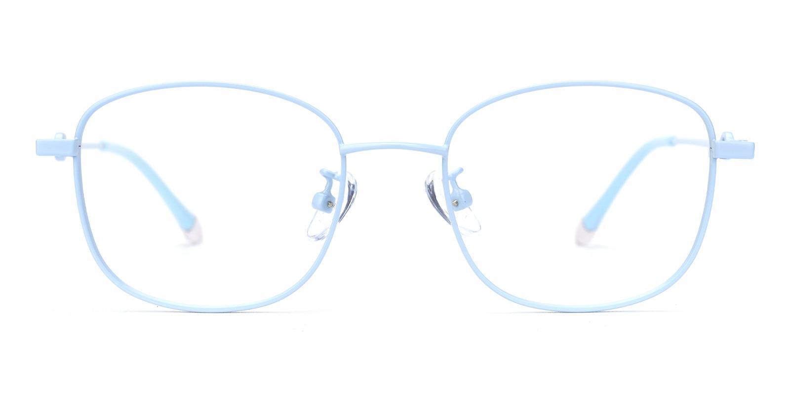 Olga-Blue-Rectangle-Metal-Eyeglasses-additional2