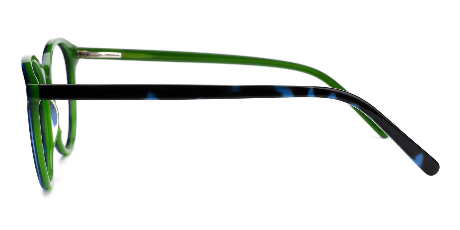 Queena-Green-Round-TR-Eyeglasses-detail
