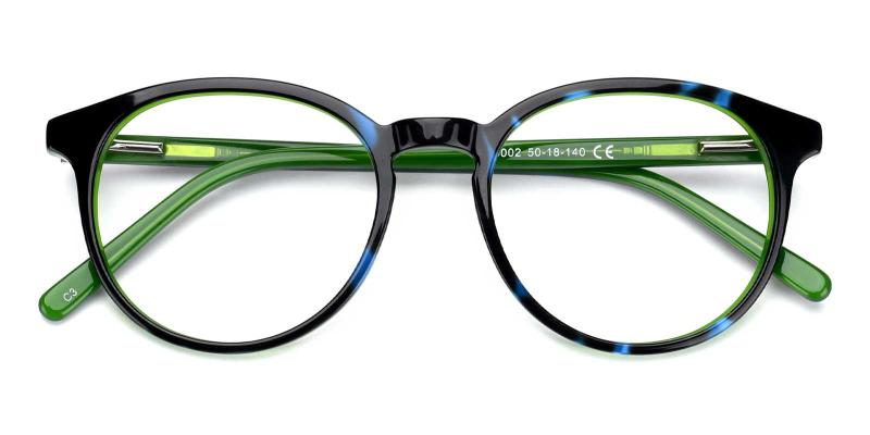 Queena-Green-Eyeglasses