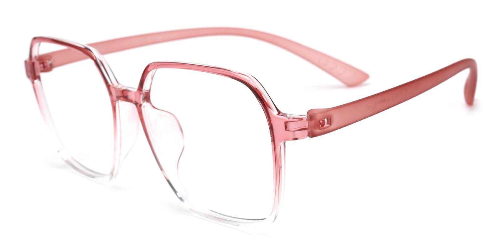 Macaron-Red-Square-TR-Eyeglasses-detail
