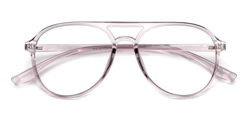 Mitchell-Purple-Eyeglasses