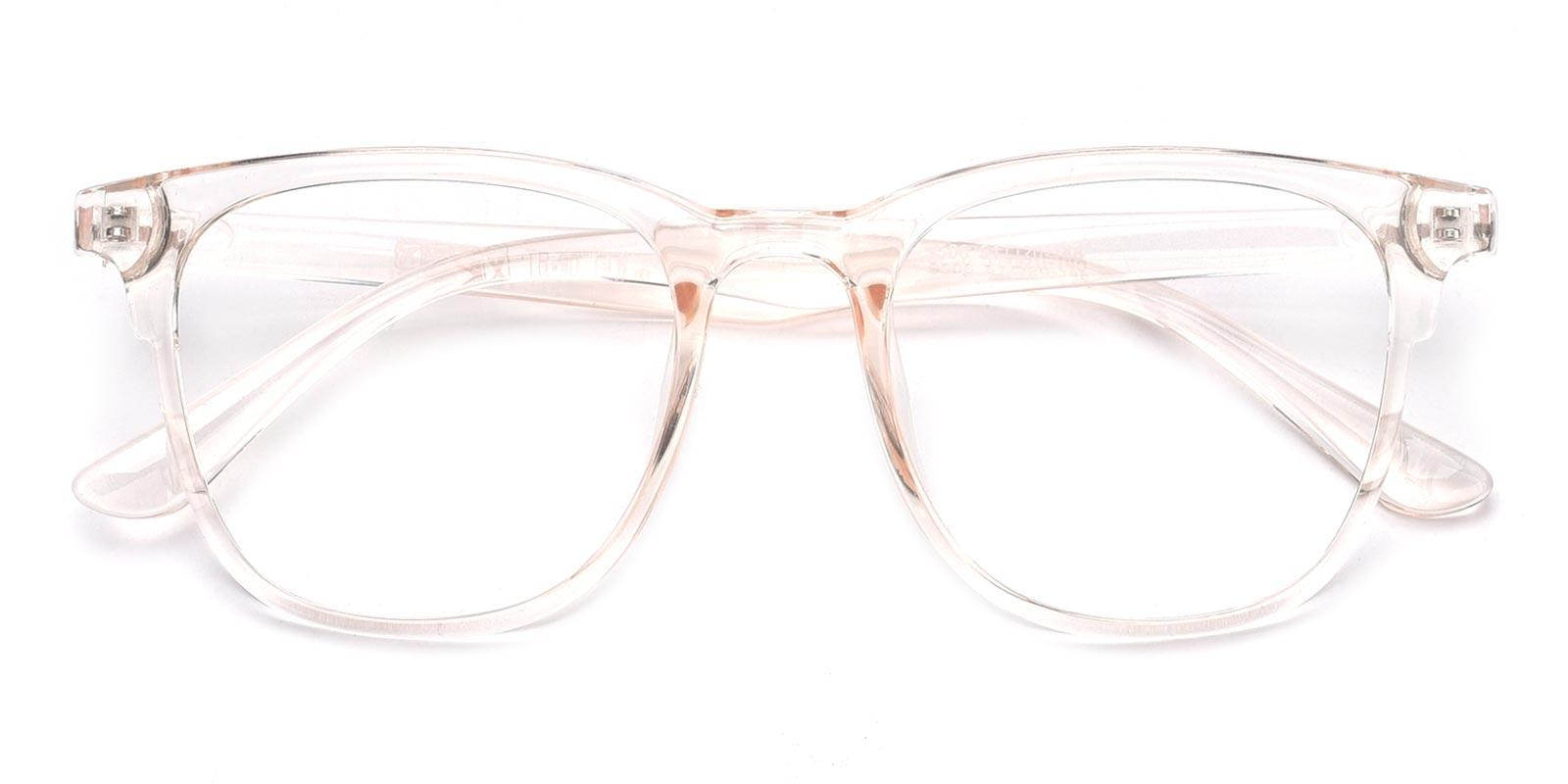 Luck-Orange-Rectangle-TR-Eyeglasses-detail