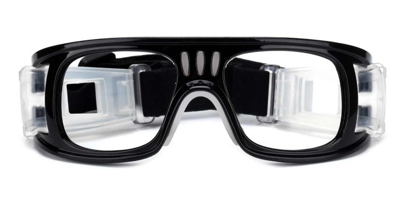 Sports goggles-Black-SportsGlasses