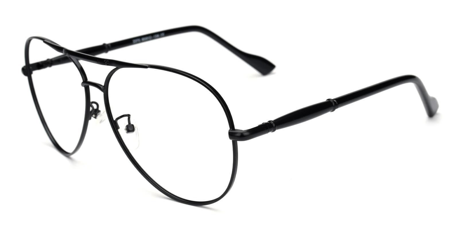 Riva-Black-Aviator-Metal-Eyeglasses-additional1