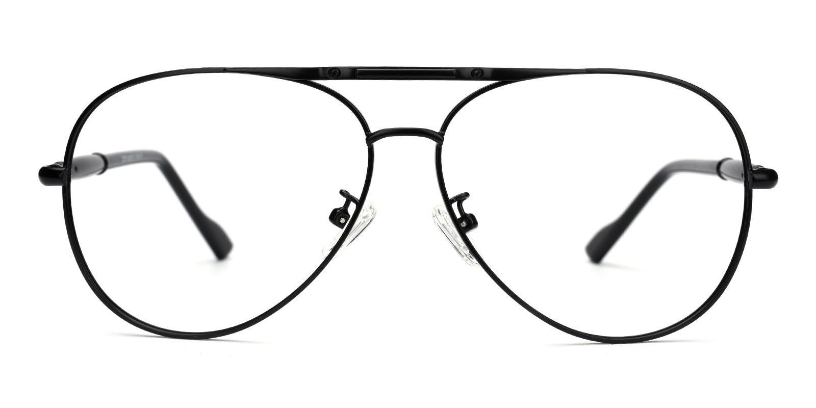 Riva-Black-Aviator-Metal-Eyeglasses-additional2