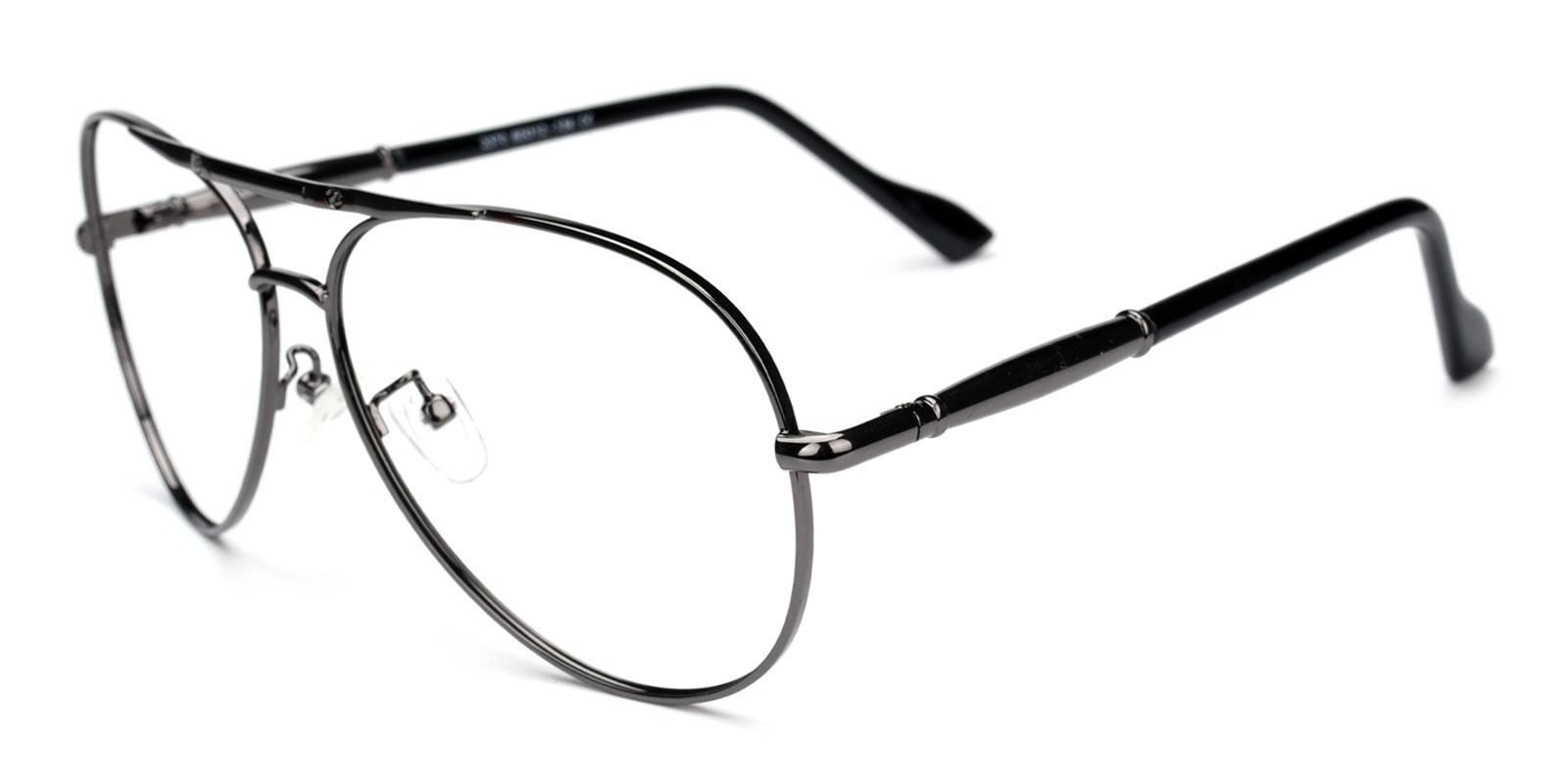 Riva-Gun-Aviator-Metal-Eyeglasses-detail