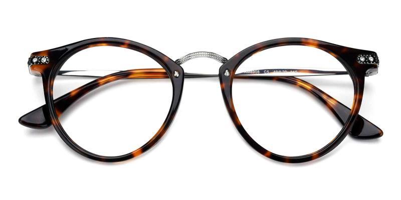 Donna-Leopard-Eyeglasses