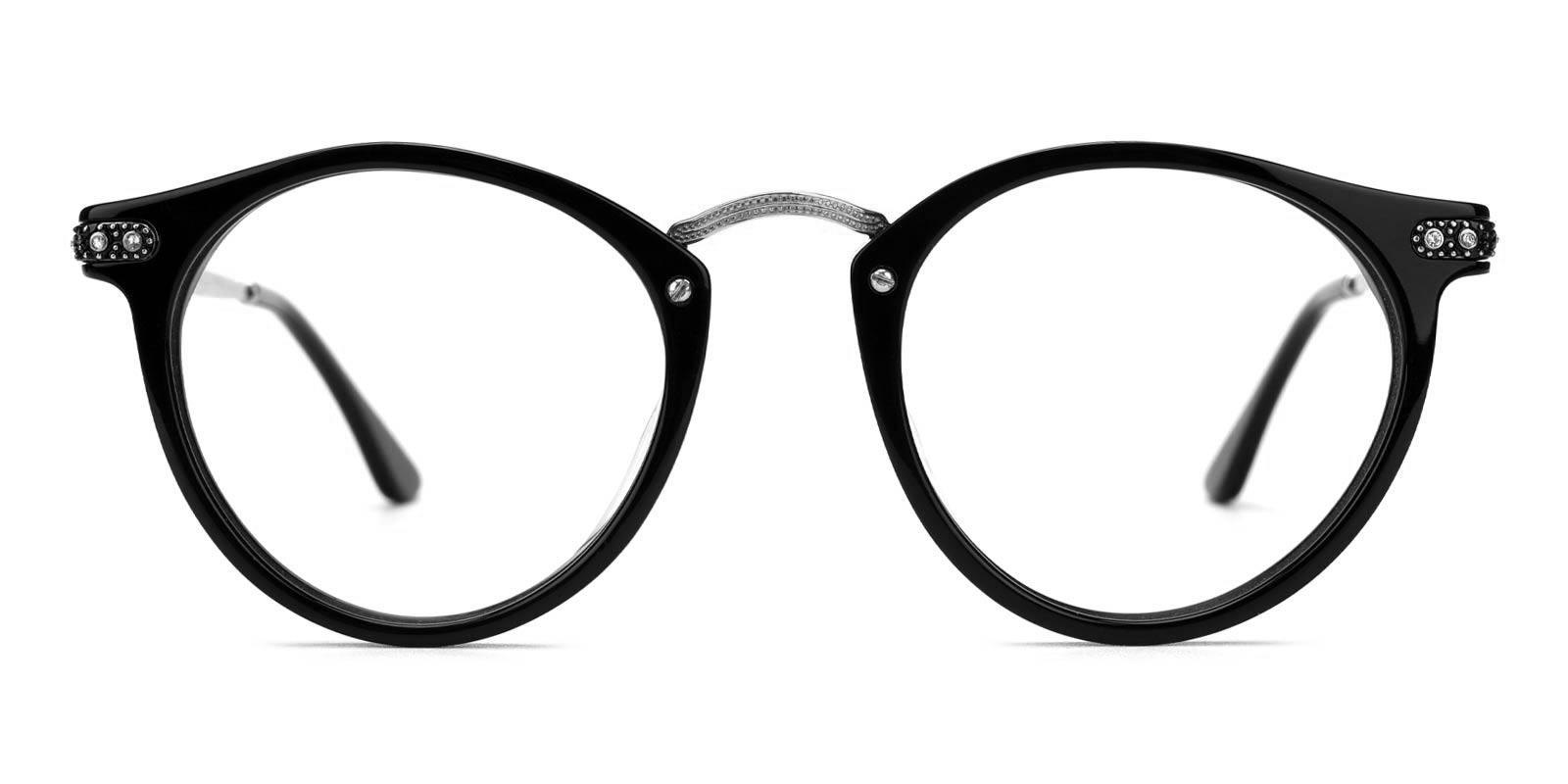 Donna-Silver-Round-Acetate-Eyeglasses-additional2