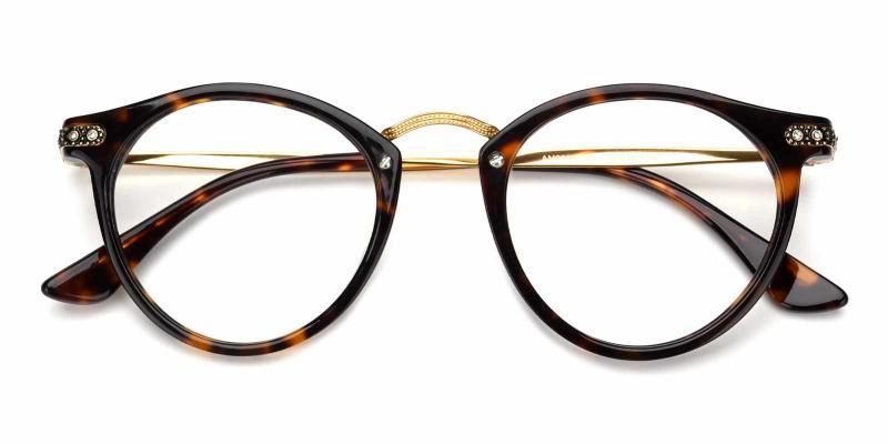 Donna-Tortoise-Eyeglasses
