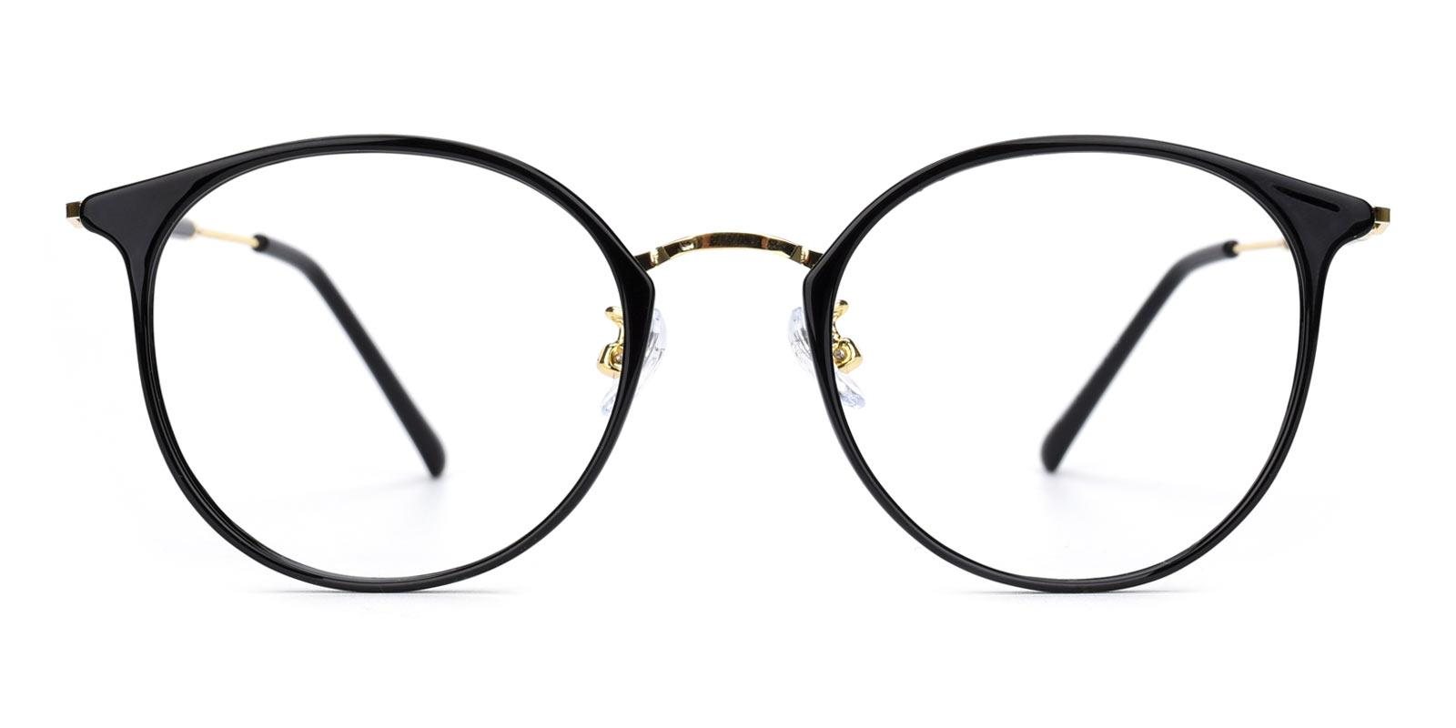 Louise-Black-Round-TR-Eyeglasses-detail