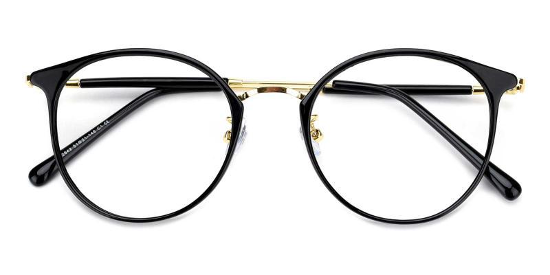 Louise-Black-Eyeglasses