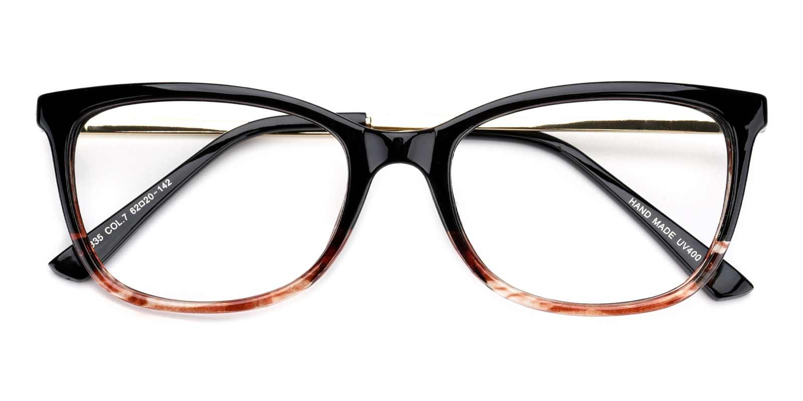 Monica-Tortoise-Rectangle-Acetate-Eyeglasses-detail