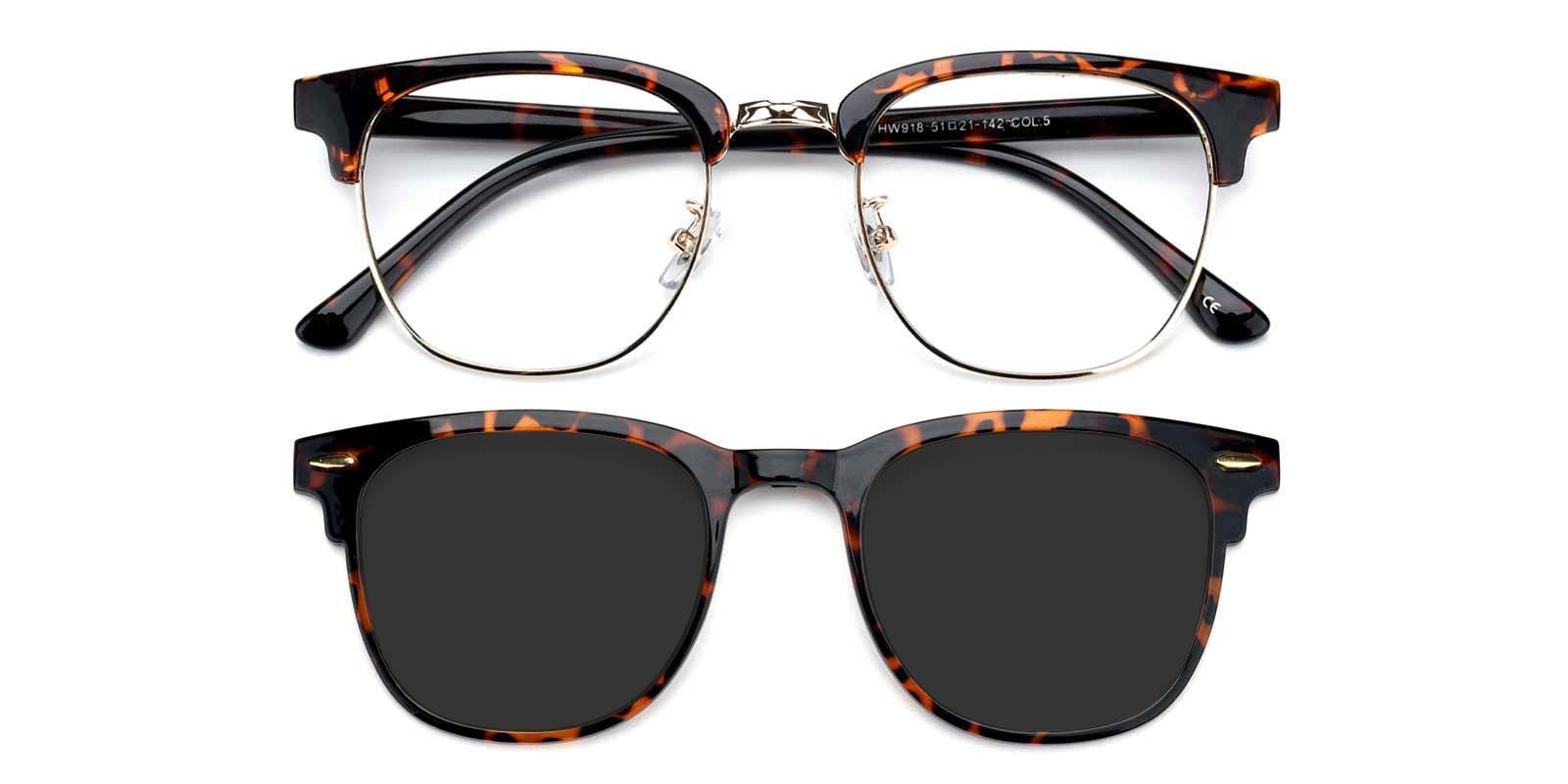 Meditation-Tortoise-Browline-TR-Eyeglasses-detail
