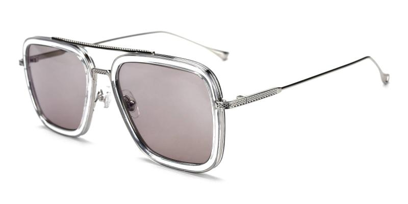 Space Traveler-Gray-Sunglasses