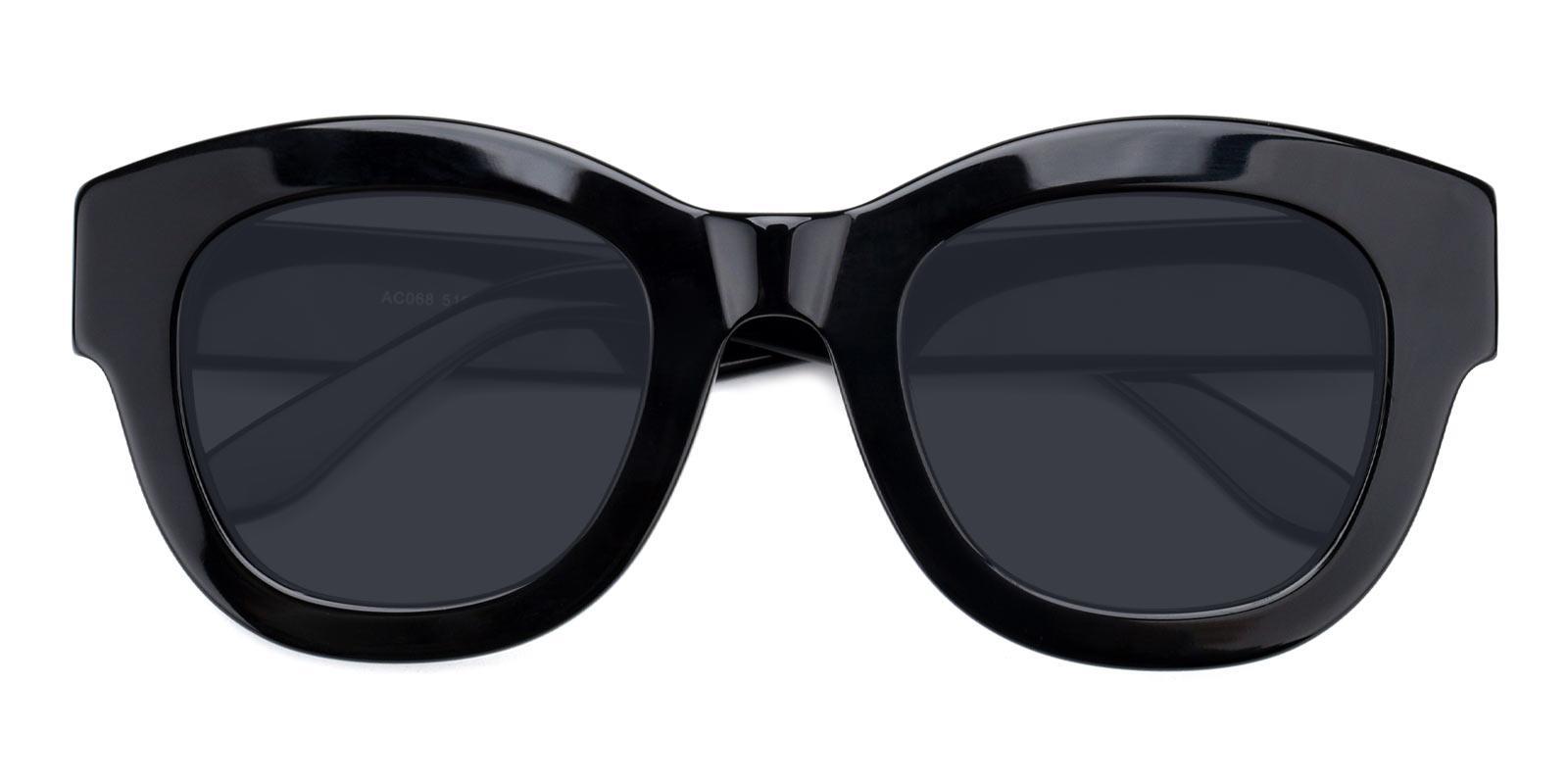 Egypt-Black-Cat-Acetate-Sunglasses-detail