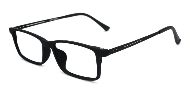 Henry-Black-Eyeglasses
