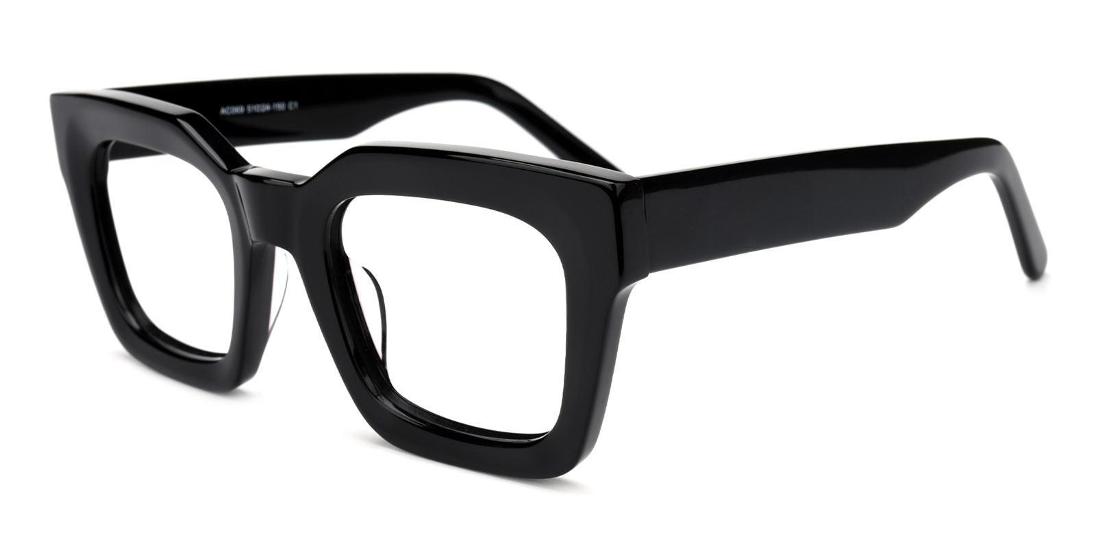 Esther-Black-Geometric-Acetate-Eyeglasses-additional1