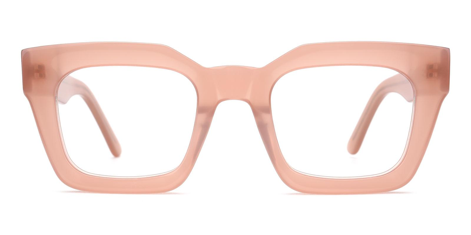 Esther-Pink-Geometric-Acetate-Eyeglasses-detail