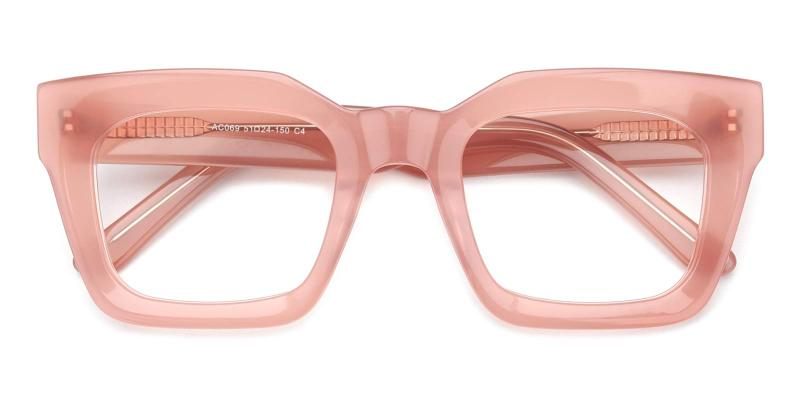 Esther-Pink-Eyeglasses