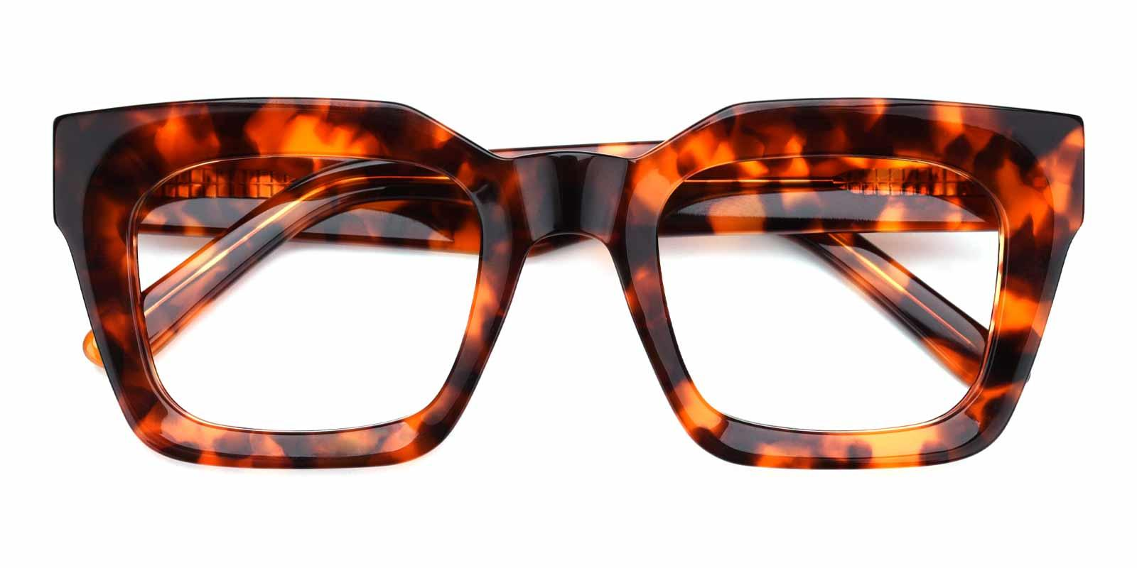 Esther-Tortoise-Geometric-Acetate-Eyeglasses-detail