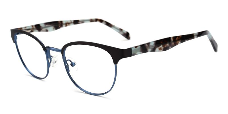 Noble-Blue-Eyeglasses