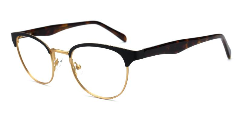 Noble-Gold-Eyeglasses