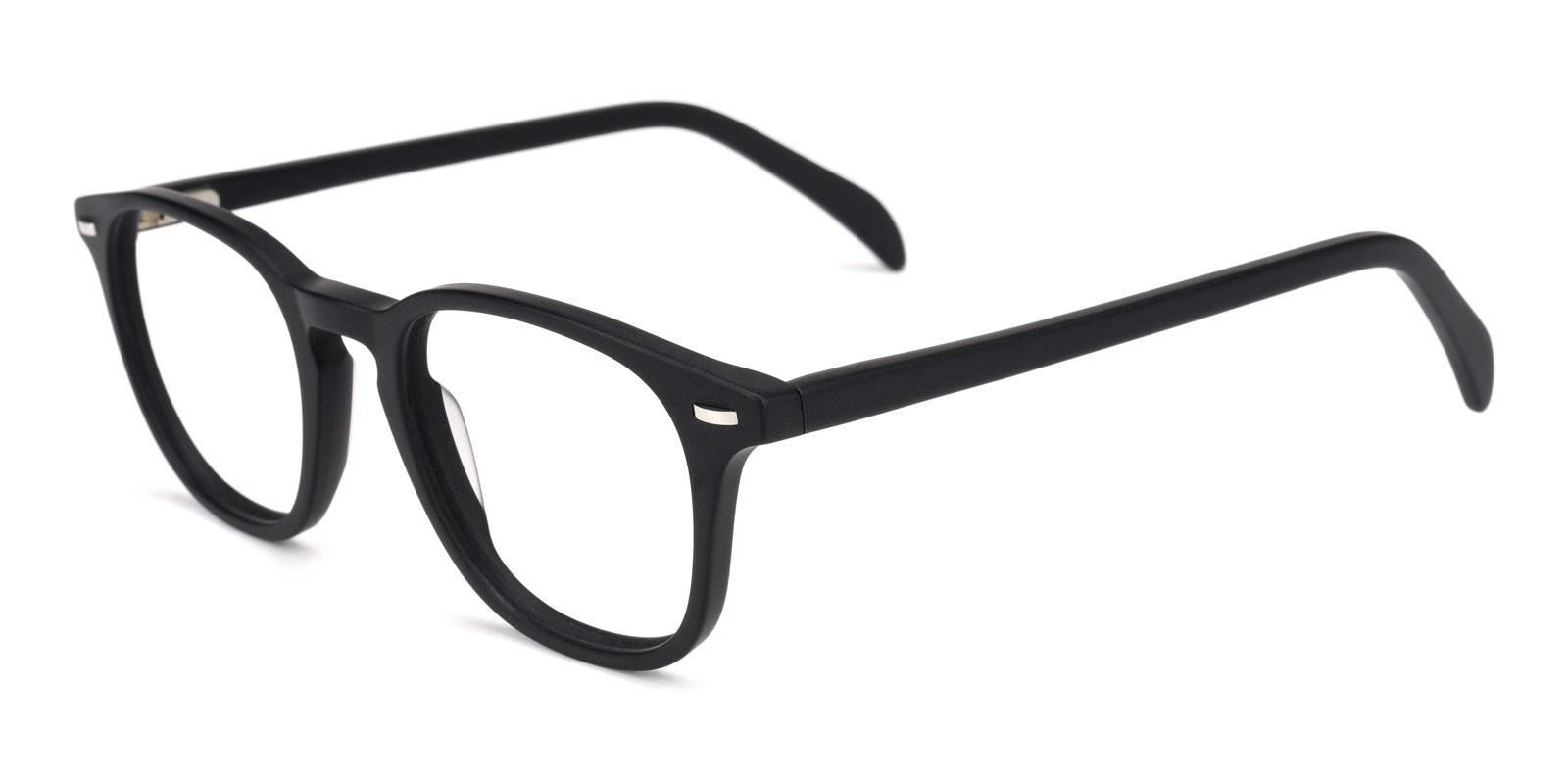 Bamboo-Black-Rectangle-TR-Eyeglasses-detail