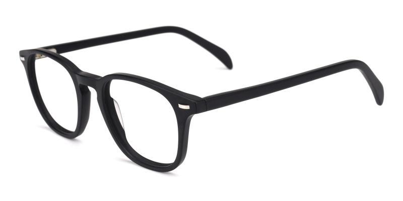 Bamboo-Black-Eyeglasses