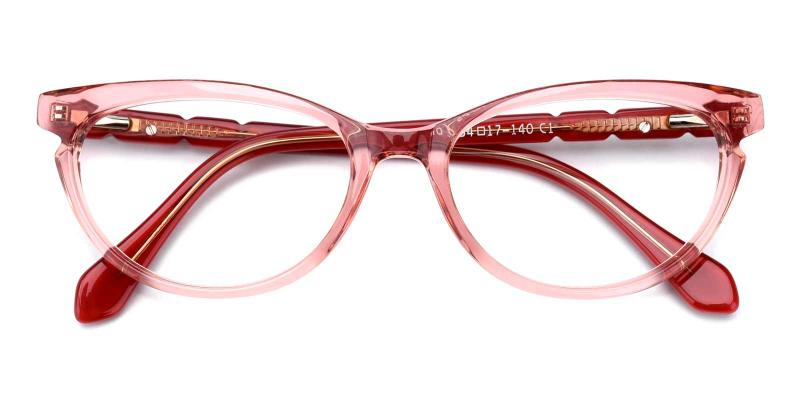 Sunrise-Red-Eyeglasses