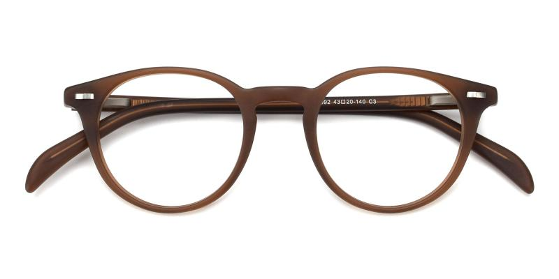 Mediterranean-Brown-Eyeglasses