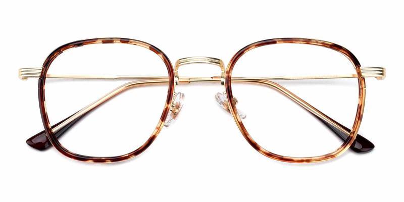 Genmai-Tortoise-Eyeglasses