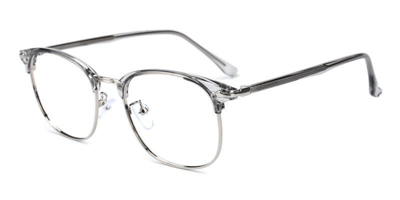 Shakespeare-Gray-Eyeglasses