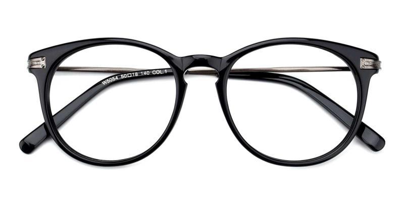 Condiments-Black-Eyeglasses