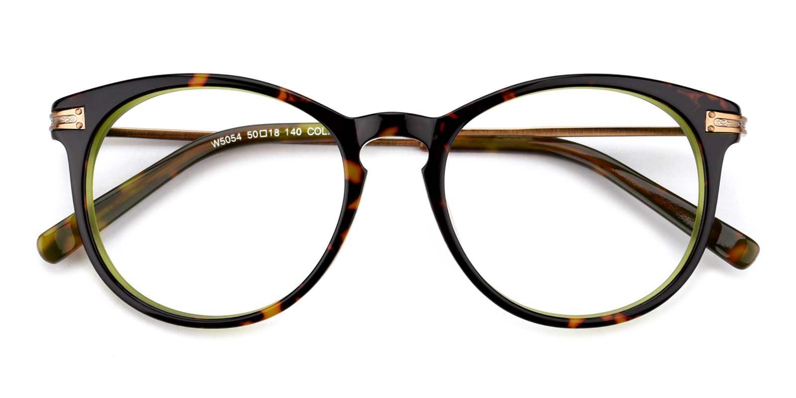 Condiments-Multicolor-Round-TR-Eyeglasses-detail